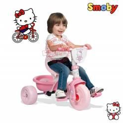 Smoby Rowerek Trójkołowy Be MOVE Hello Kitty