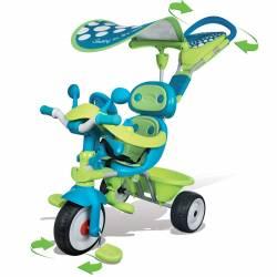 Smoby Sterowany Rowerek trójkołowy Baby Driver Comfort