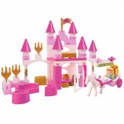 Klocki Abrick Pałac Księżniczki w pudełku Ecoiffier