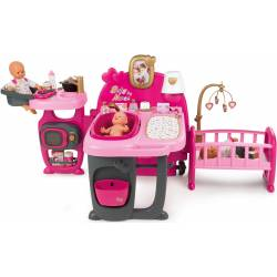 Baby Nurse domek dla lalek Smoby zestaw Opiekunki