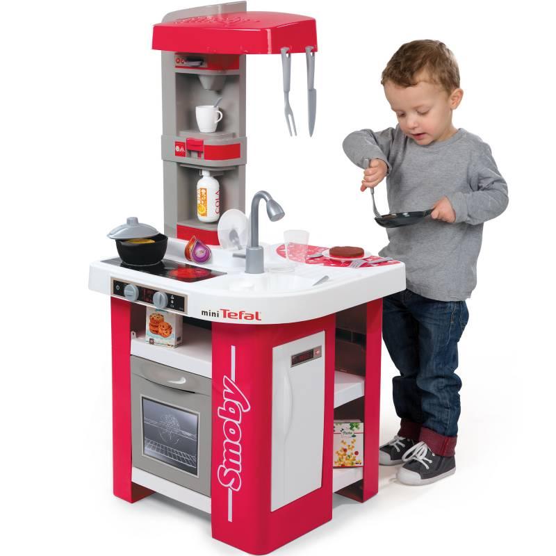 Kuchnia Studio Dla Dzieci Smoby 27 Akcesoriów Oficjalny