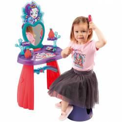 Smoby Duża Toaletka lustro z krzesełkiem Enchantimals