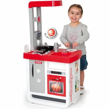 Elektroniczna Kuchnia Bon Apetit 23 Akc Smoby Oficjalny Sklep Z Zabawkami Smoby