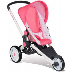 Wózek dla lalki 42 cm Smoby Maxi Cosi Quinny JOGGER