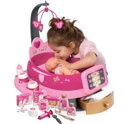 Opiekunka interaktywny kącik z lalką Smoby akcesoria Baby Nurse