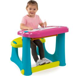 Smoby Biurko dla dzieci tablica stolik