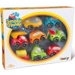 Smoby Pojazdy do garażu Vroom Planet