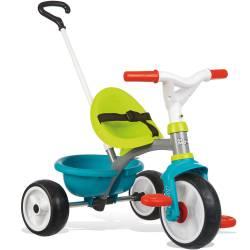 Rowerek Smoby Be Move trzykołowy Niebieski Pop ciche koła
