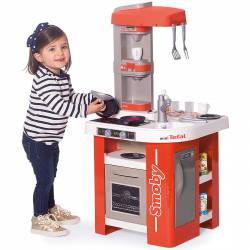 Smoby Kuchnia Dla Dzieci 27 Akc. Tefal Studio