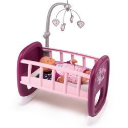 Łóżeczką z Karuzelą Baby Nurse Dla Lalki Smoby