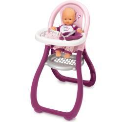Smoby Krzesełko Do Karmienia Baby Nurse Dla Lalki