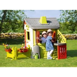 Domek Dla Dzieci Smoby Neo Jura Wersja Deluxe 8w1