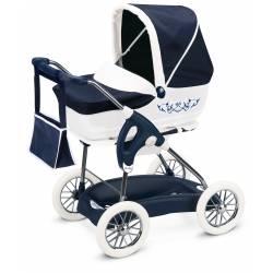 Wózek Głęboki Inglesina nosidełko Spacerówka dla lalek Smoby Piccolo Combi